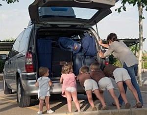 Auto in panne op vakantie, Autopech