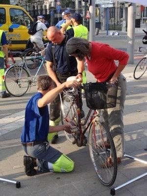 Fietsbijstand Touring Bike