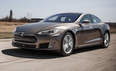 Pechverhelping Elektrische auto Tesla